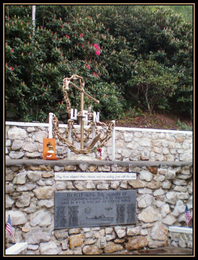 WW2 Sub Vets Memorial 2